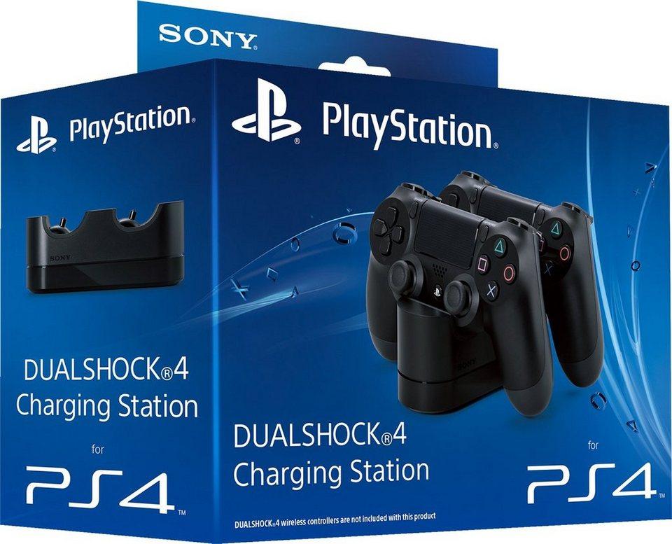 playstation 4 dualshock4 controller ladestation otto. Black Bedroom Furniture Sets. Home Design Ideas
