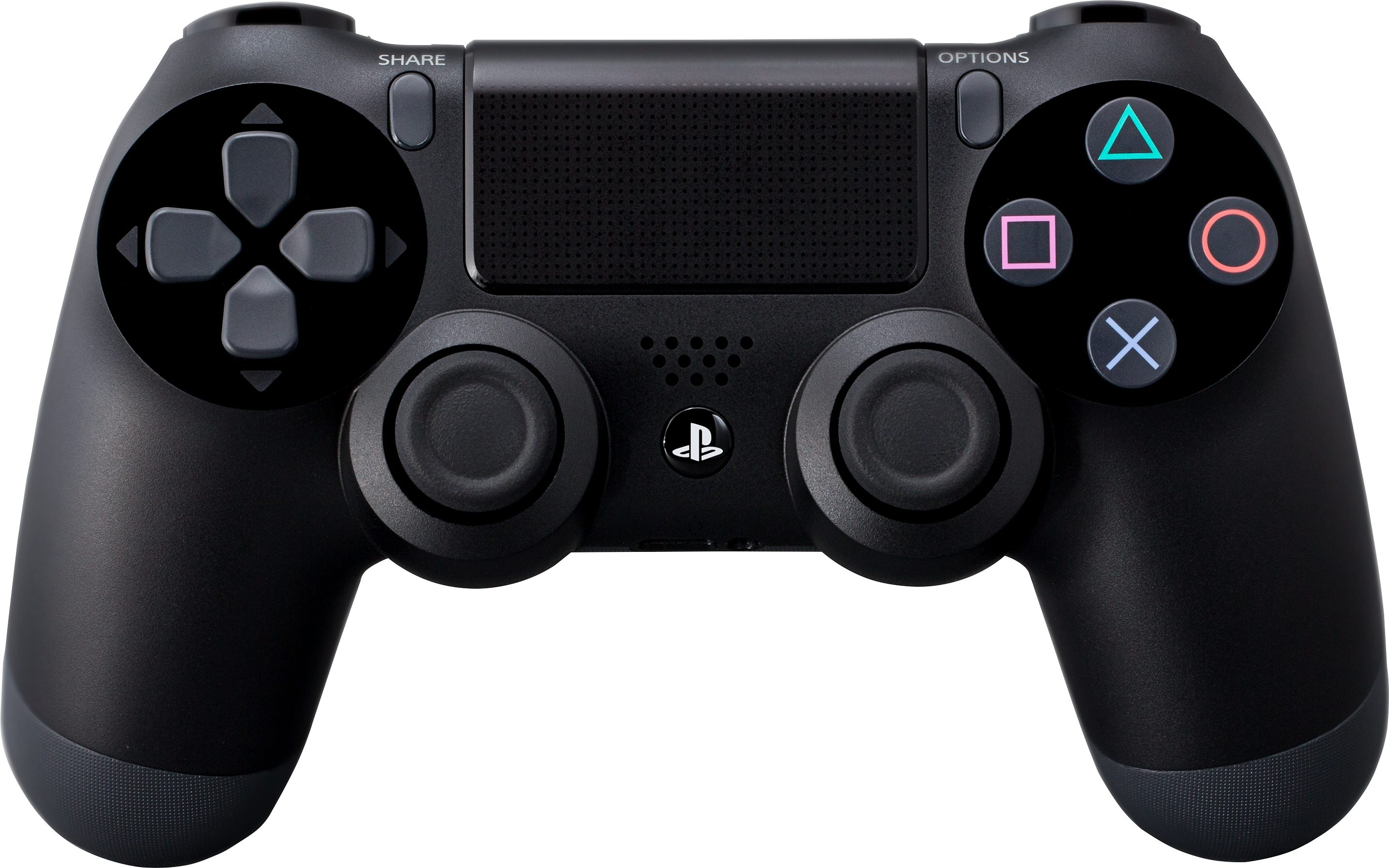 PS4 DualShock 4 Wireless Controller, schwarz