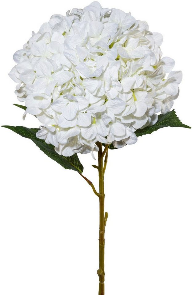 Gilde Wunderschöner Hortensien Kranz grün-mauve 30 cm Kunst NEU