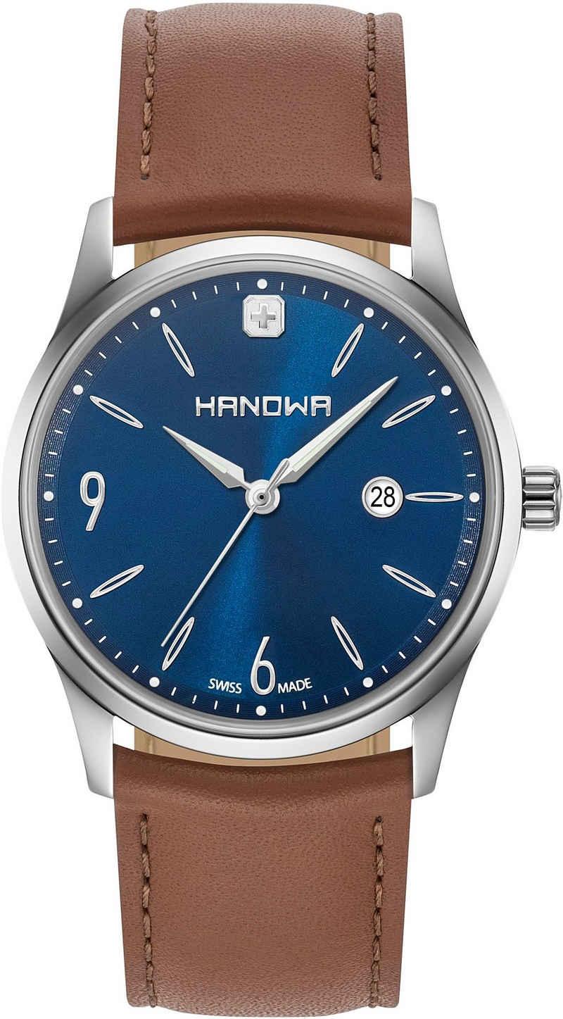 Hanowa Schweizer Uhr »CARLO CLASSIC, 16-4066.7.04.003«
