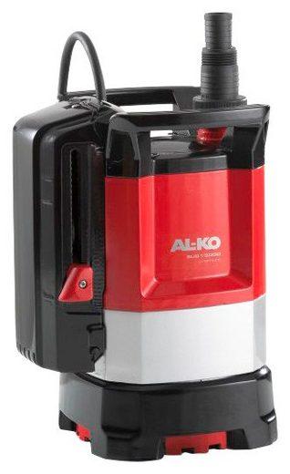 AL-KO Klarwasserpumpe »SUB 13000 DS Premium«, 10.500 l/h max. Fördermenge