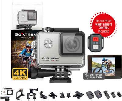 GoXtreme »GoXtreme Vision+« Action Cam (4K Ultra HD, WLAN (Wi-Fi)