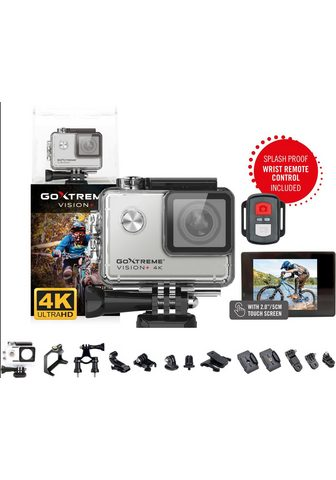 GoXtreme » Vision+« Action Cam (4K Ultra HD WLA...