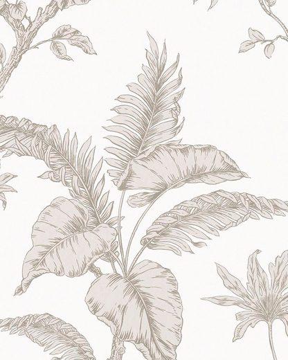SCHÖNER WOHNEN-Kollektion Vliestapete, floral