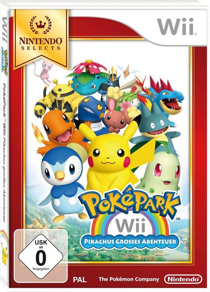 PokéPark Wii: Pikachus großes Abenteuer Nintendo Selects Wii