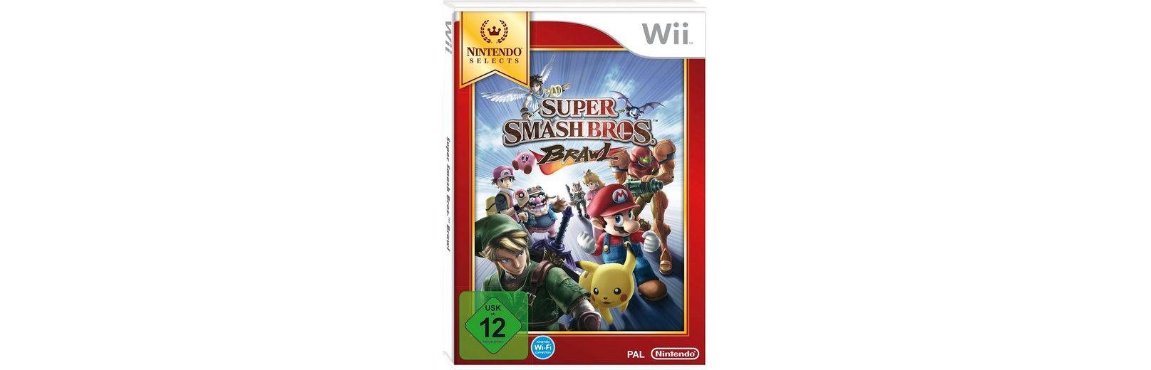 Super Smash Bros. Brawl Nintendo Selects Wii