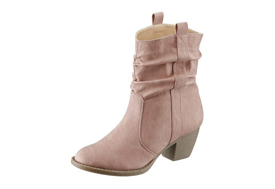 Stiefelette Boots Stiefel Im Western Look Schwarz 6 Cm(eur 36) KjN8MQIGpJ