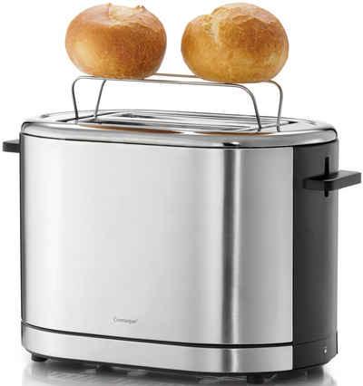 WMF Toaster LONO, 2 kurze Schlitze, für 2 Scheiben, 900 W