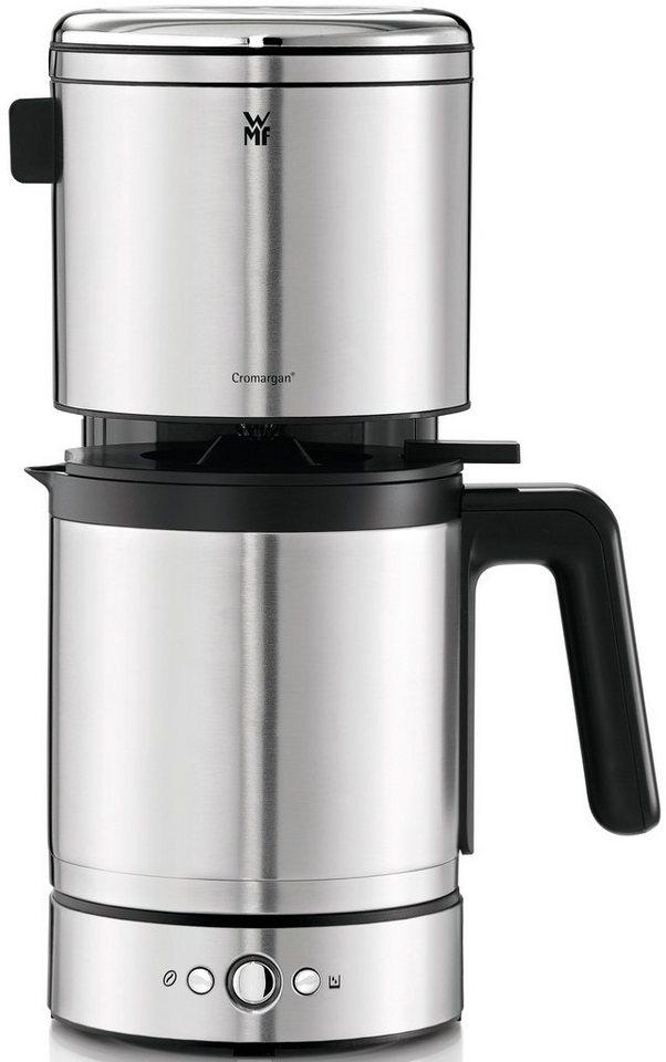 WMF Kaffeemaschine Lono Thermo, 40 cm Höhe, 20,3 cm Breite in silberfarben
