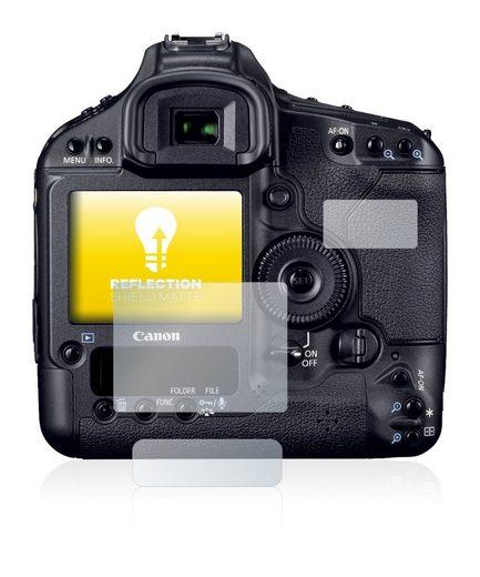 upscreen Schutzfolie »für Canon EOS 1D Mark IV«, Folie Schutzfolie matt entspiegelt