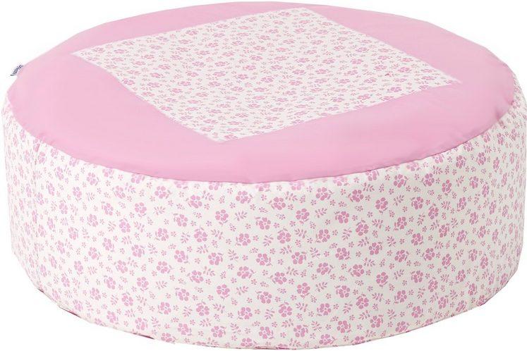 sitzsack hoppekids romantikmotiv online kaufen otto. Black Bedroom Furniture Sets. Home Design Ideas