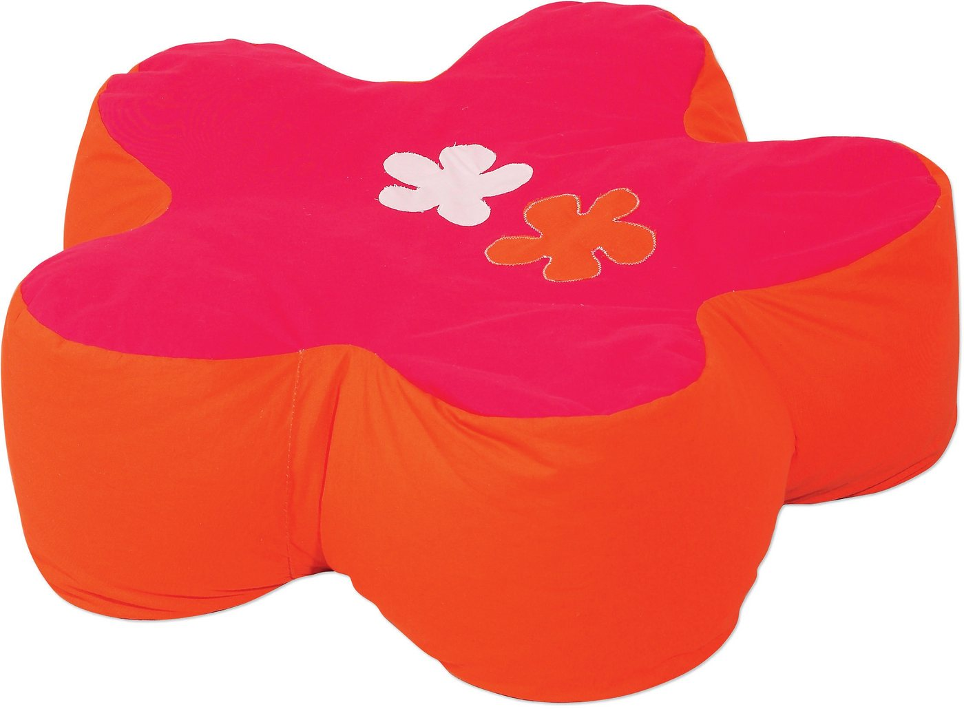 Sitzmöbel - Hoppekids Sitzsack »Flowerpower«  - Onlineshop OTTO