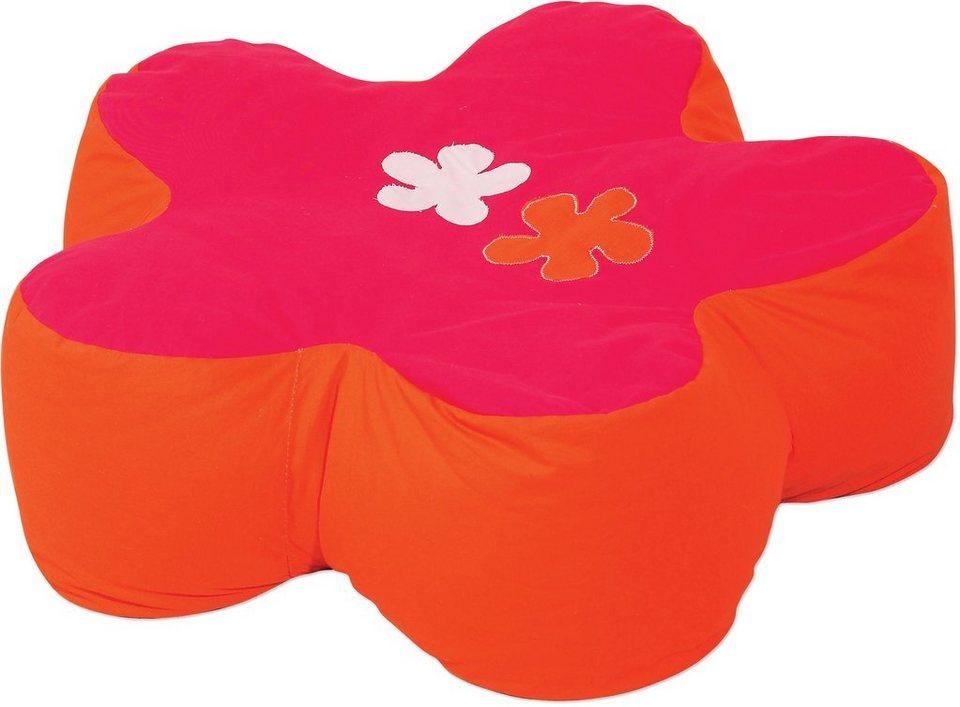 hoppekids sitzsack flowerpower online kaufen otto. Black Bedroom Furniture Sets. Home Design Ideas