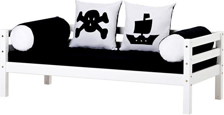 Hoppekids Sofabett »Pirat« inkl. Matratze und Rollrost
