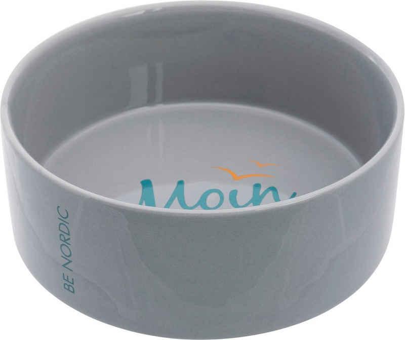 TRIXIE Futternapf »Moin«, Keramik, Ø 20 cm, 1,4 Liter