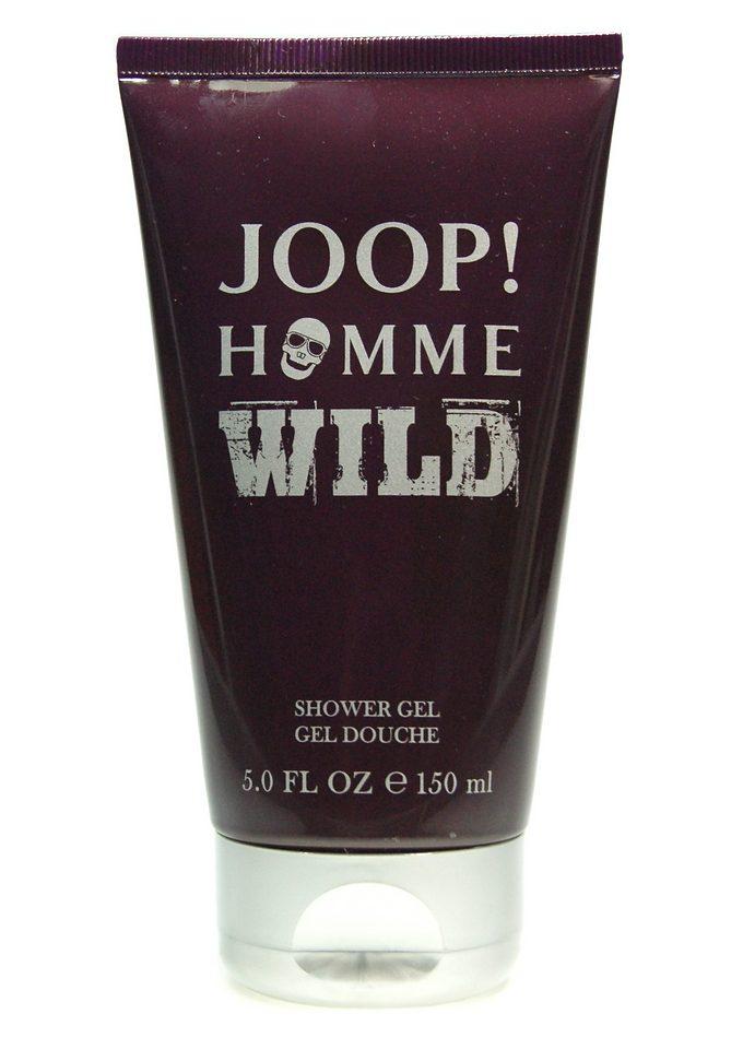 Joop!, »Homme Wild«, Duschgel