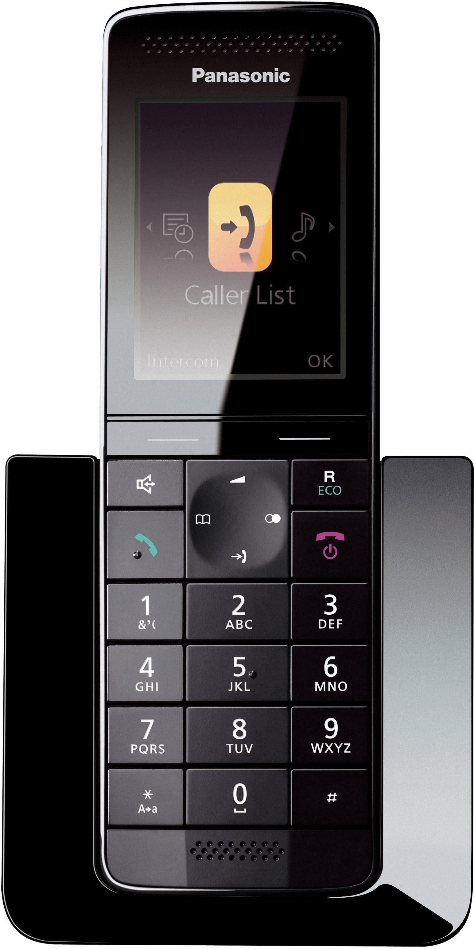 Panasonic KX-PRS110GW Schnurloses DECT Telefon