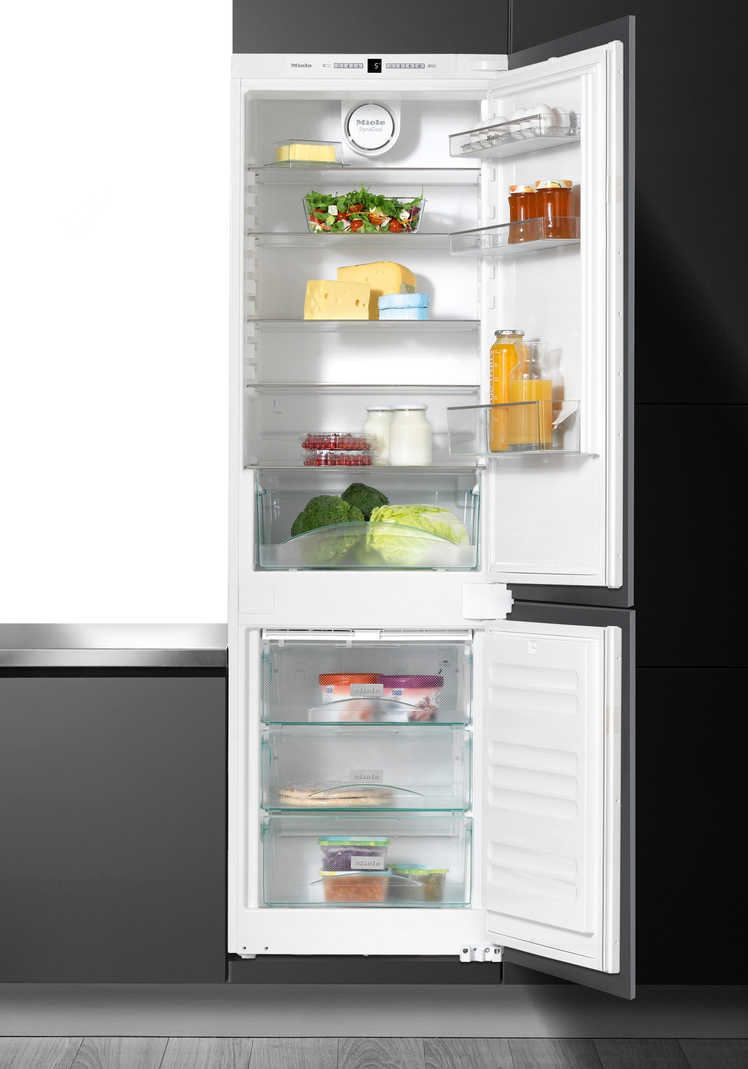 Miele integrierbare Einbau-Kühl-Gefrier-Kombination KF 37132 iD, A++