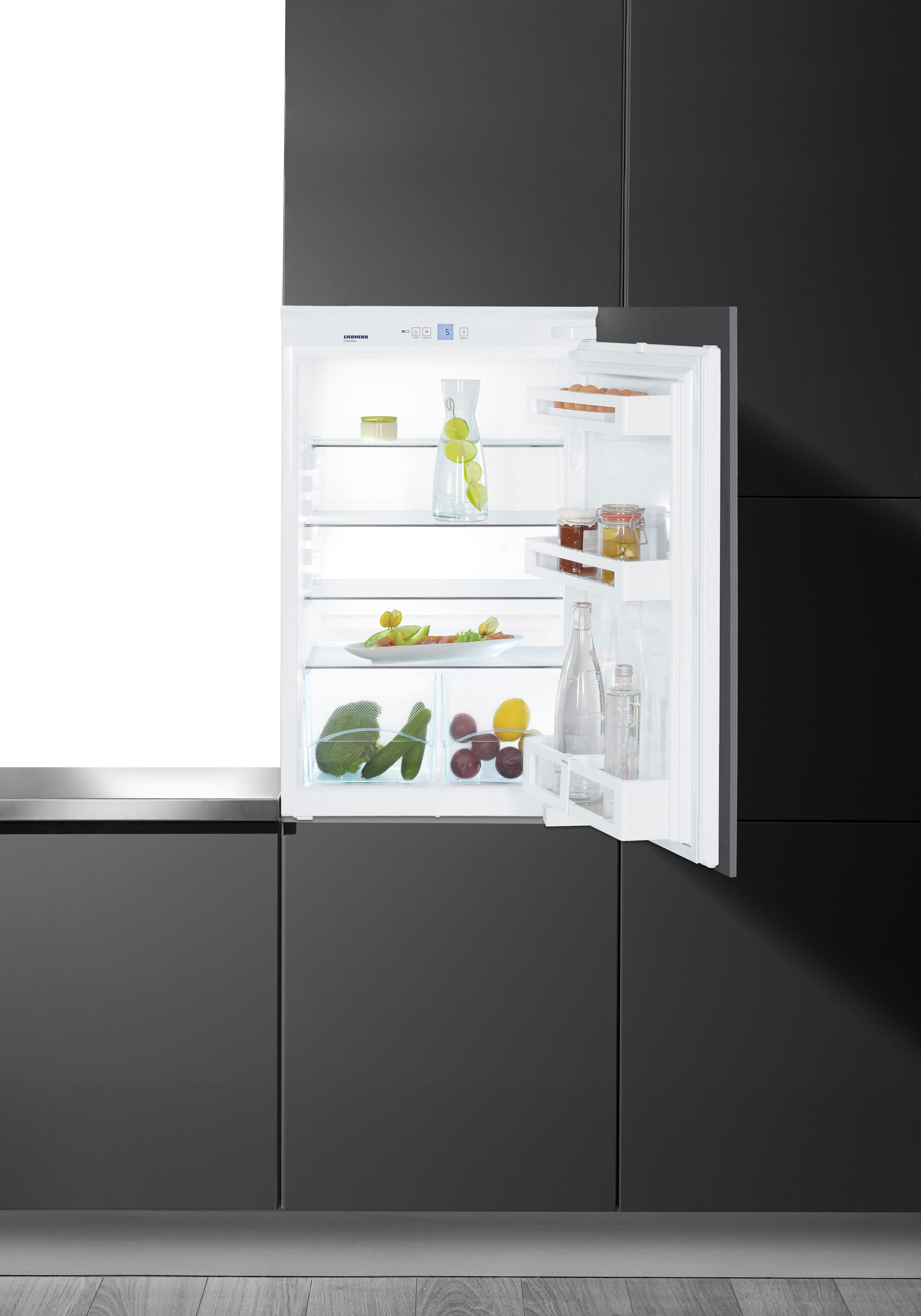 Liebherr integrierbarer Einbau-Kühlschrank IKS 1610, A++, 88er Nische