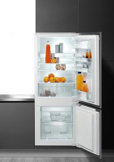 GORENJE Einbaukühlgefrierkombination RKI 5151 AW, 144,6 cm hoch, 55,5 cm breit