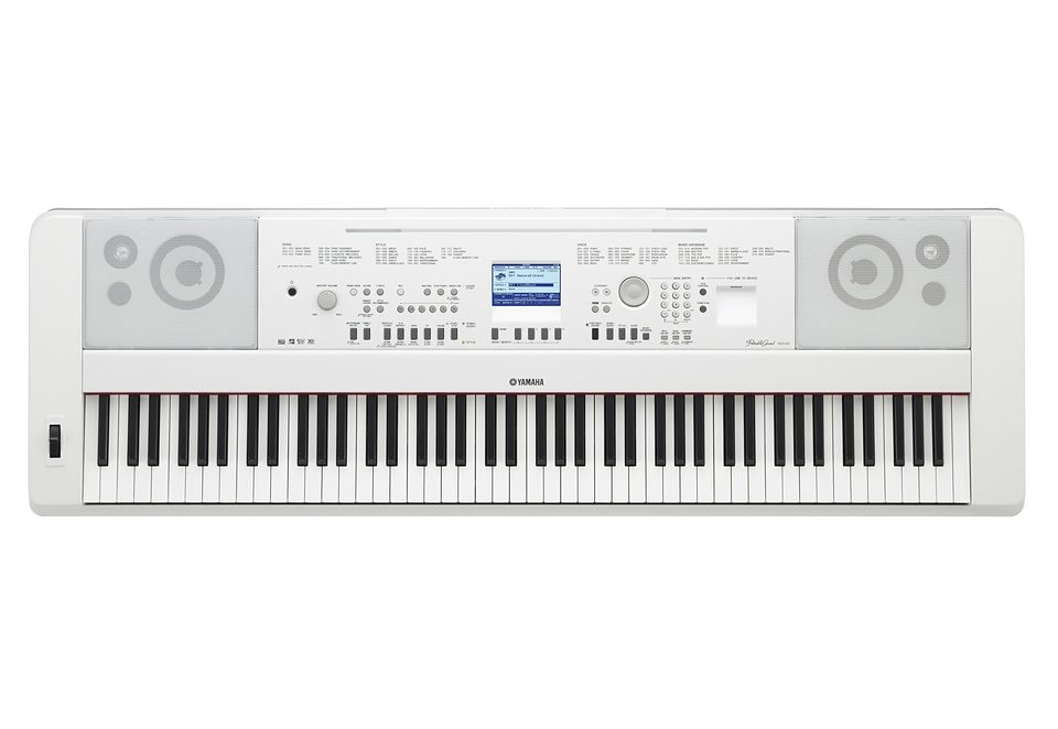 Yamaha Digital-Piano Portable Grand »DGX-650WH«