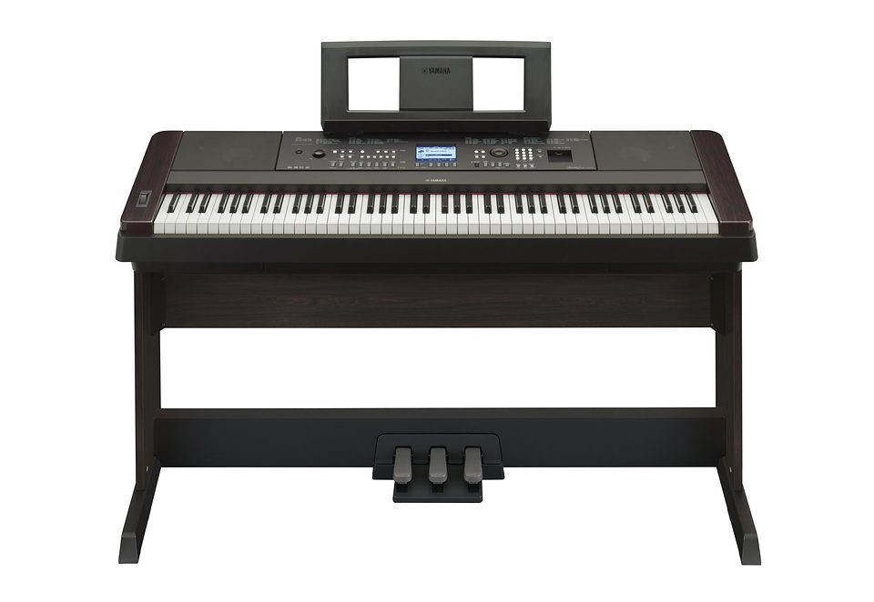 Yamaha Digital-Piano Portable Grand »DGX-650B«
