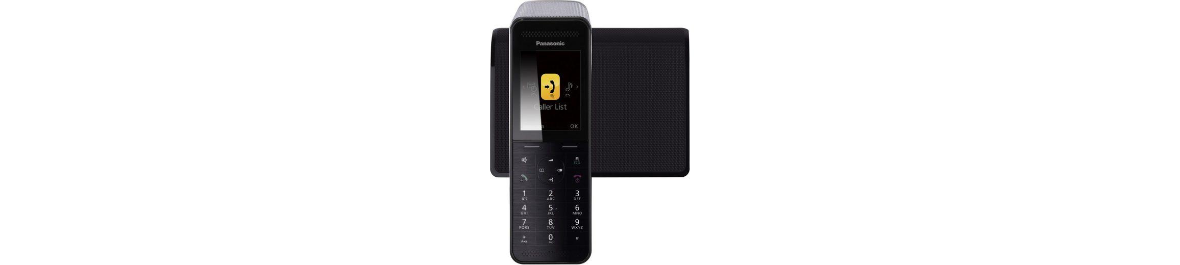 Panasonic KX-PRW120GW Schnurloses DECT Telefon mit AB