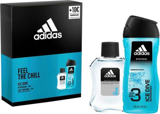 adidas Performance Pflege-Geschenkset »Ice Dive«, 3-tlg.