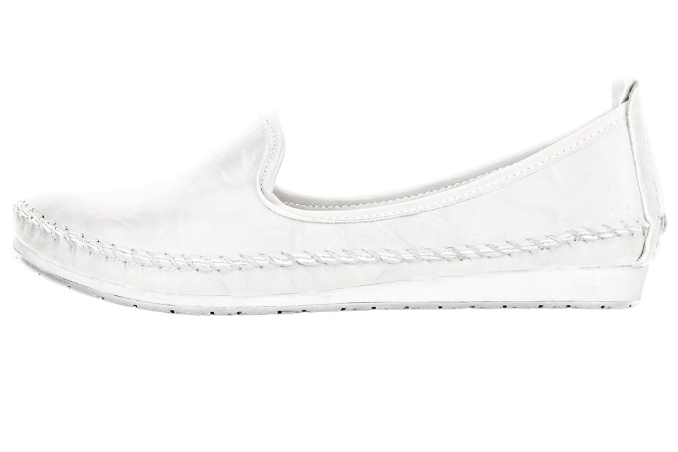 Slipper online kaufen  weiß