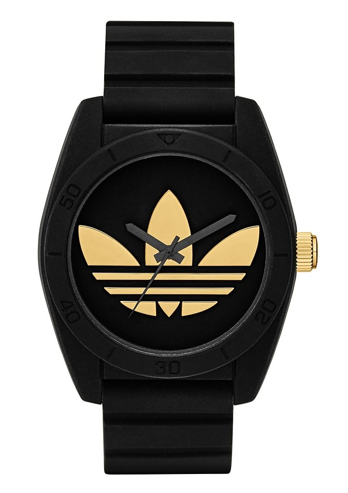 adidas Originals Quarzuhr »SANTIAGO, ADH2912« in schwarz