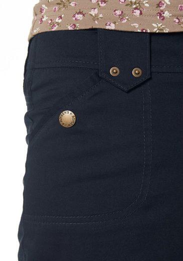 Boysen's 3/4-Hose, mit kleinen Zierriegeln