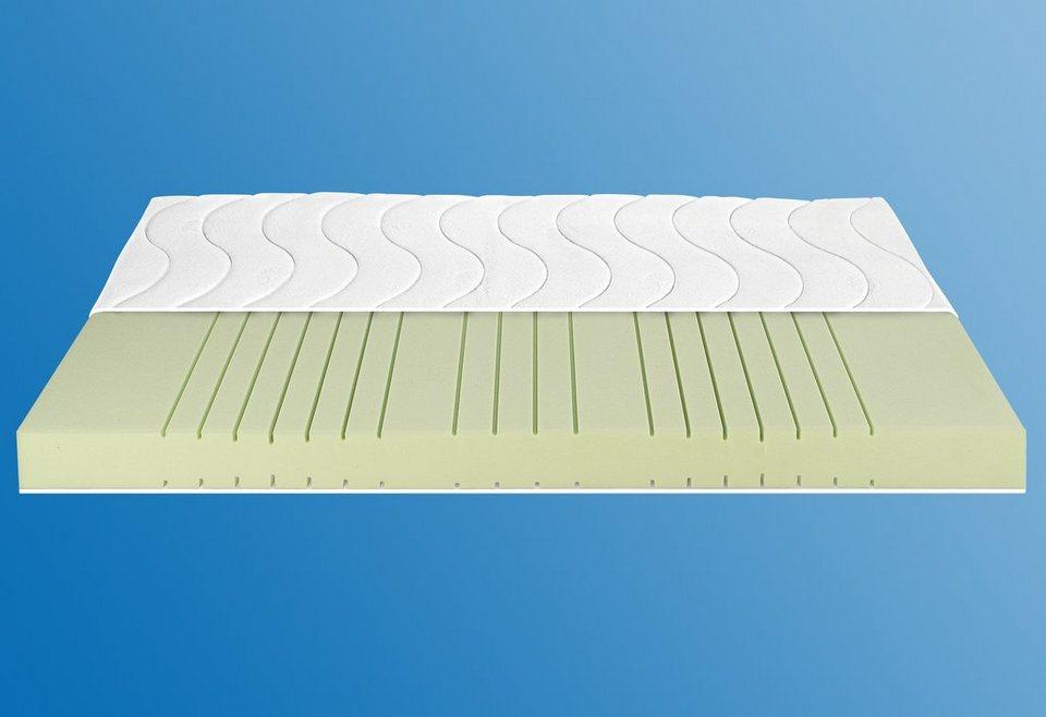 bultex kaltschaummatratze basic square 14 schlaraffia. Black Bedroom Furniture Sets. Home Design Ideas