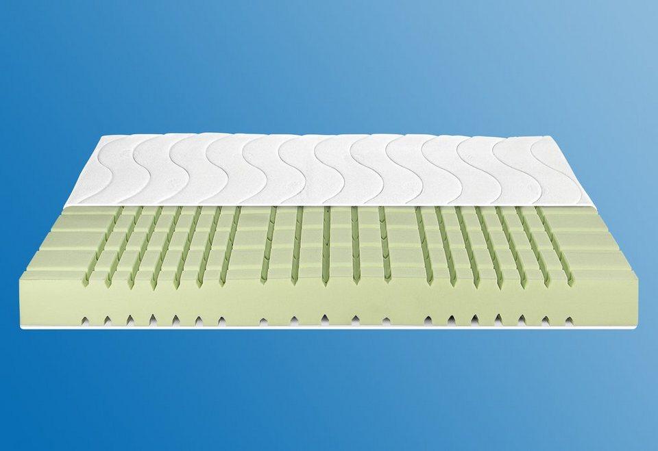 kaltschaummatratze basic square 18 schlaraffia 20 cm hoch raumgewicht 36 1 tlg online. Black Bedroom Furniture Sets. Home Design Ideas