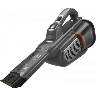 Black + Decker Akku-Handstaubsauger BHHV520BT Akku-Sauger
