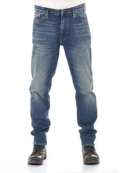 Mavi Tapered-fit-Jeans »Chris« Jeanshose mit Stretch