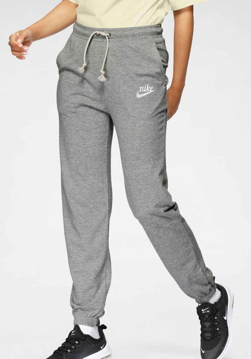 Nike Sportswear Jogginghose »Nike Sportswear Gym Vintage Women's Pants«
