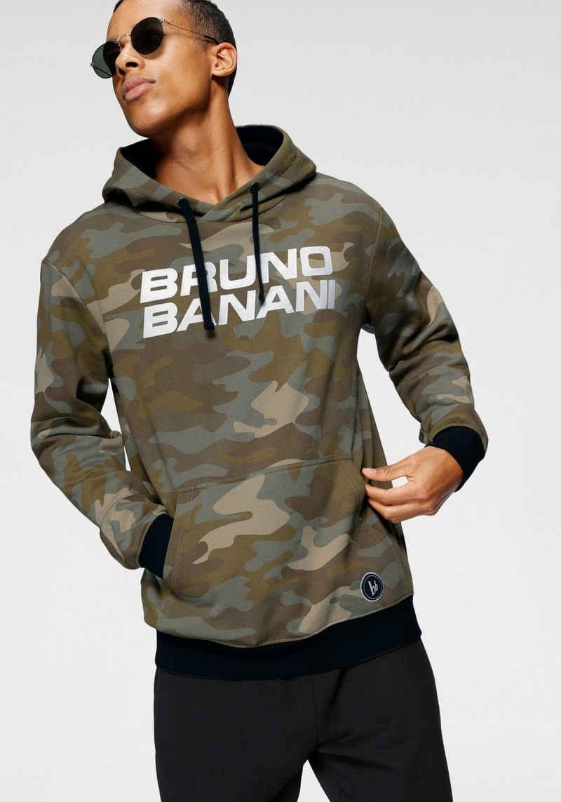 Bruno Banani Kapuzensweatshirt »Athleisure Hoody«