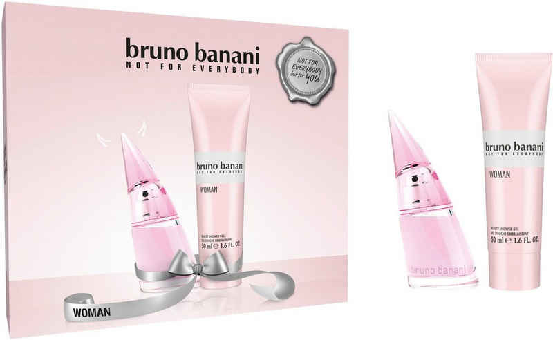 Bruno Banani Duft-Set »Woman«, 2-tlg.
