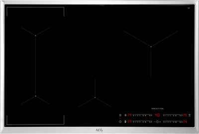 AEG Induktions-Kochfeld IKE8444AXB, Hob²Hood-Funktion