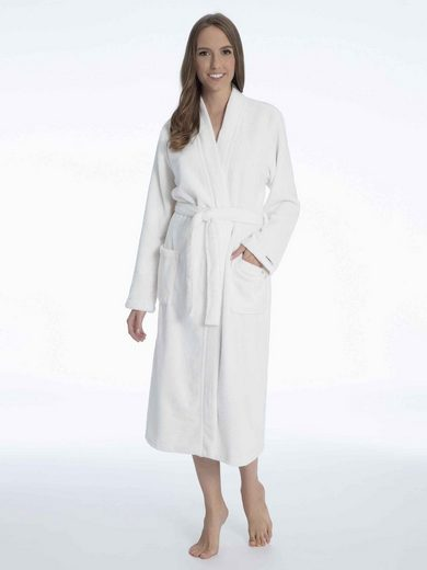 Damenbademantel »Kimono, Länge 120cm«, Taubert, Made in Europe
