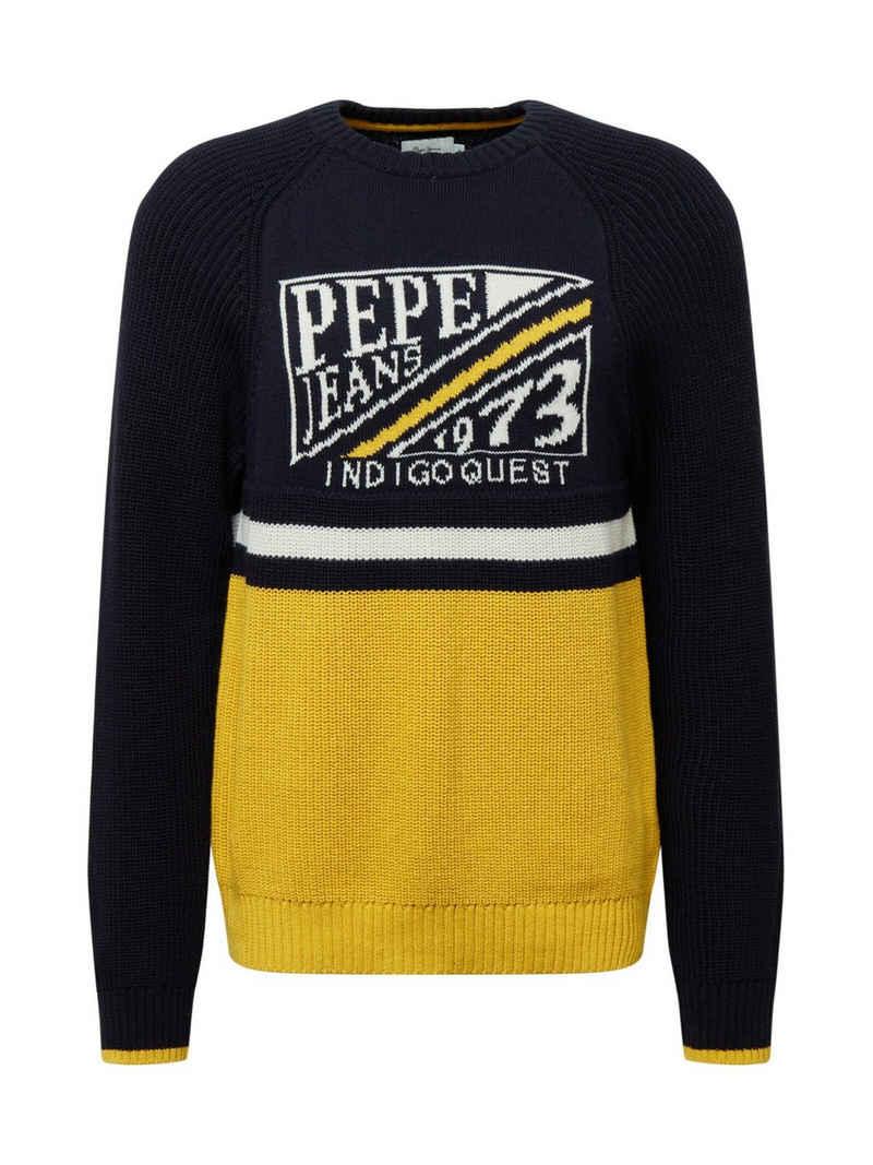 Pepe Jeans Strickpullover »GUSTAV«