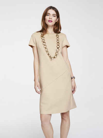 heine STYLE Kleid in Velourslederoptik