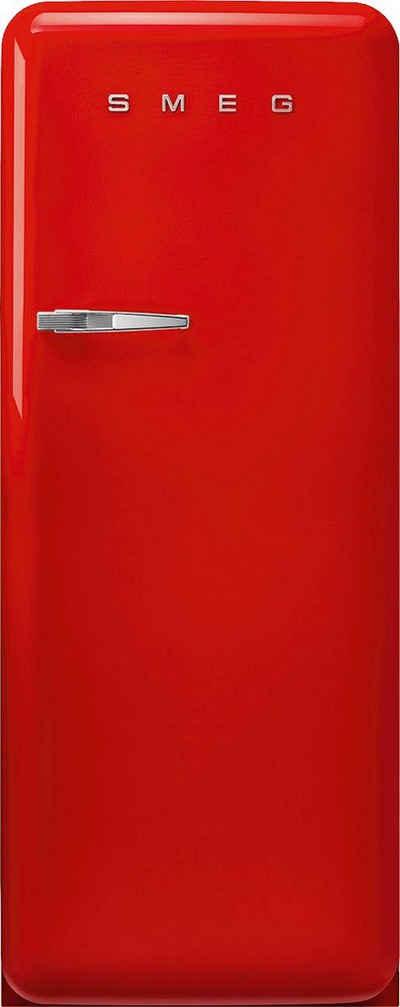 Smeg Kühlschrank FAB28RRD5, 150 cm hoch, 60 cm breit