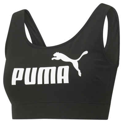 PUMA T-Shirt »Essentials Damen BH-Top«