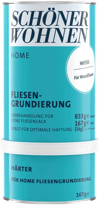 SCHÖNER WOHNEN-Kollektion Grundierfarbe »Home Fliesengrundierung«, weiß, 1 l