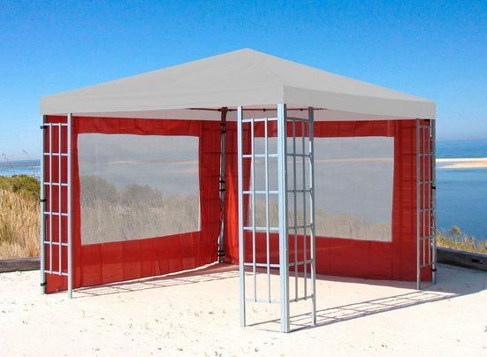 QUICK STAR Seitenteile für Pavillon »Rank«, für 300x300 cm, 2 Stk.