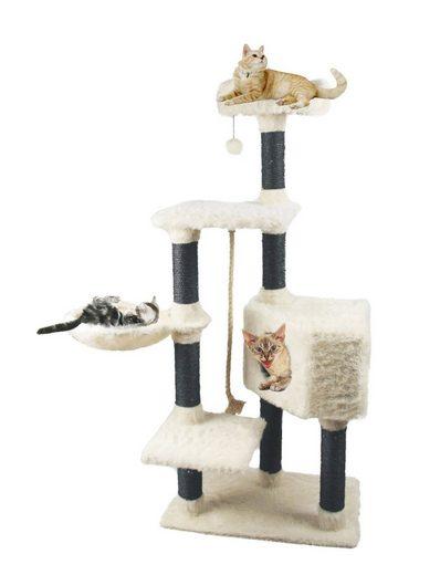 HEIM Kratzbaum »White Cat«, BxTxH: 60x36x139