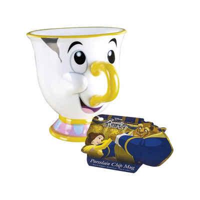 Disney Tasse »Die Schöne und das Biest - Tasse Chip«