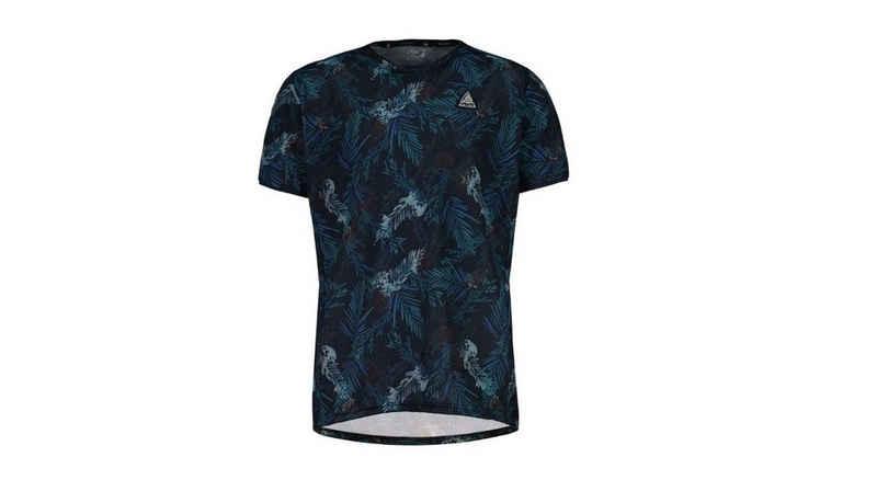 Maloja Funktionsshirt »Maloja Bike Shirt Taraspm blau«