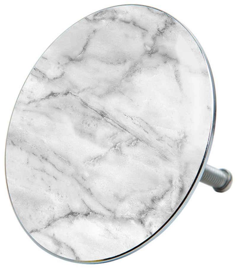 Sanilo Badewannenstöpsel »Marmor«, Ø 7,2 cm